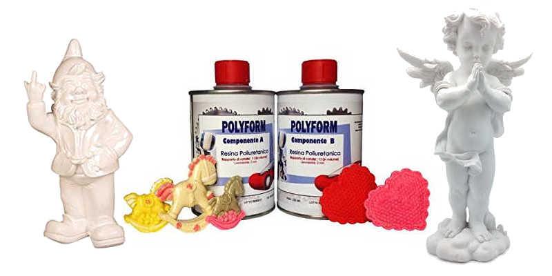 Resina de poliuretano de dos componentes